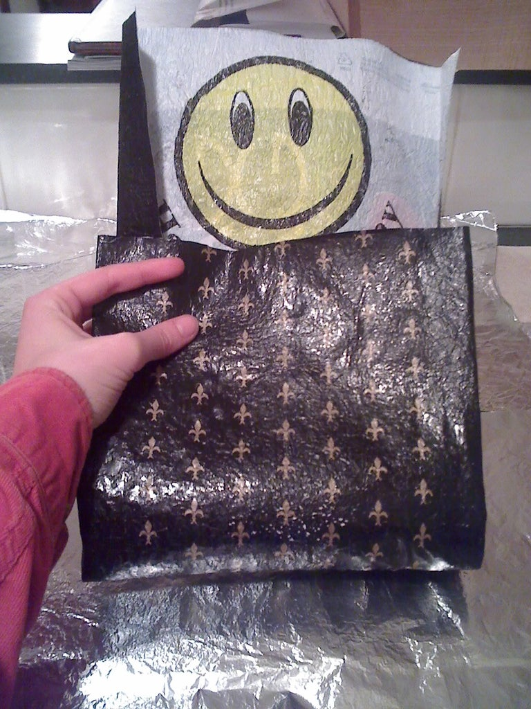 Assembling the Bag