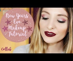 New Year's Eve Makeup Tutorial 2016