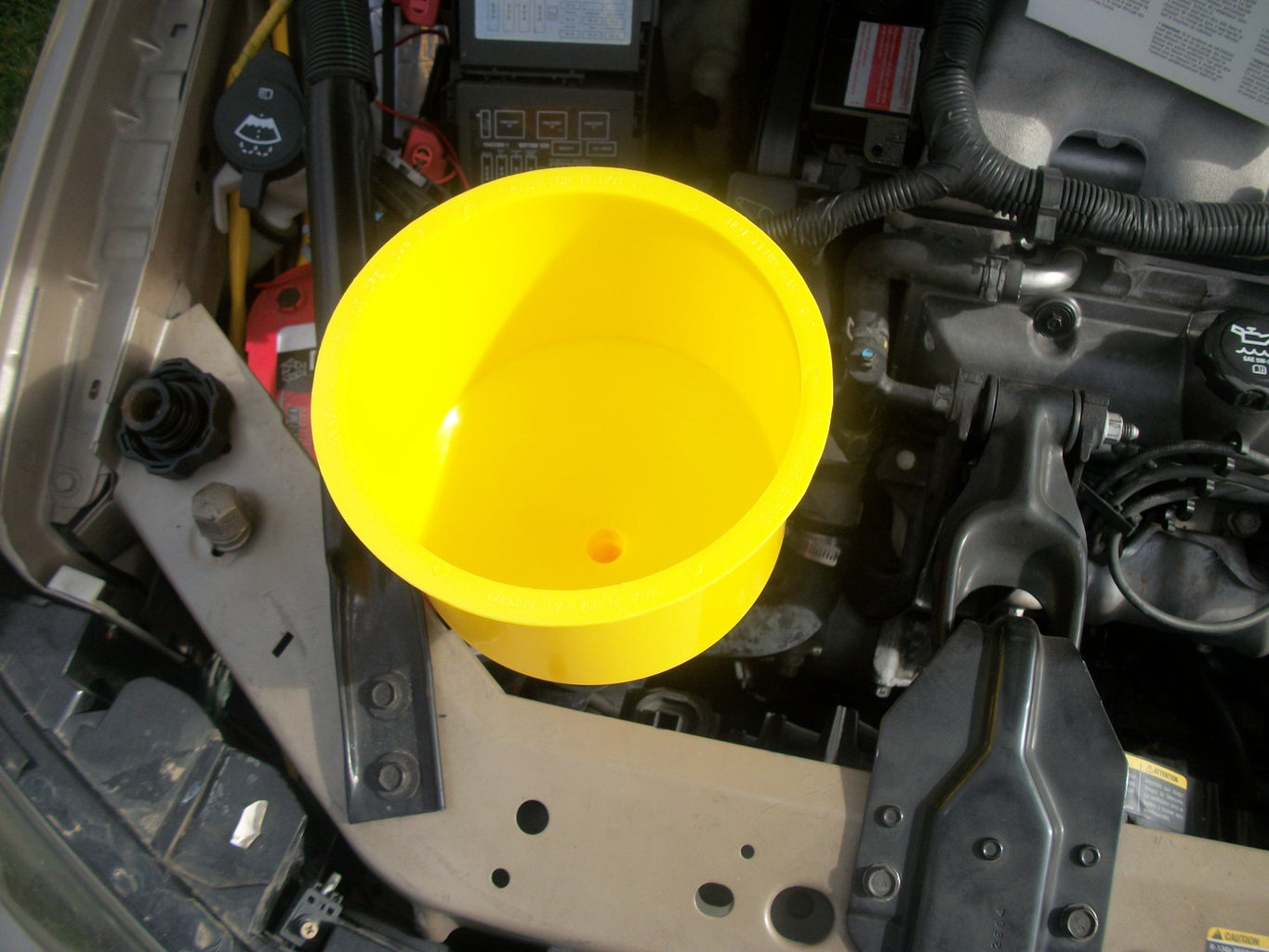 How to Burp Your Car's Cooling System