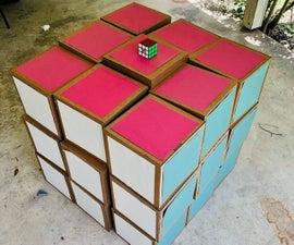 GIANT Rubik's Cube (Functional)