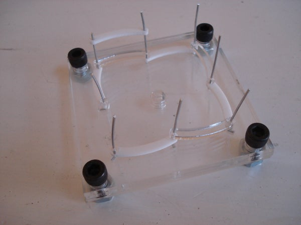 Creating a Jig for the Repeating Unit Bracelet