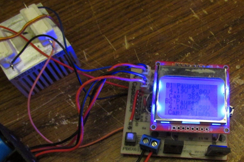 Measuring Capacity Hardware