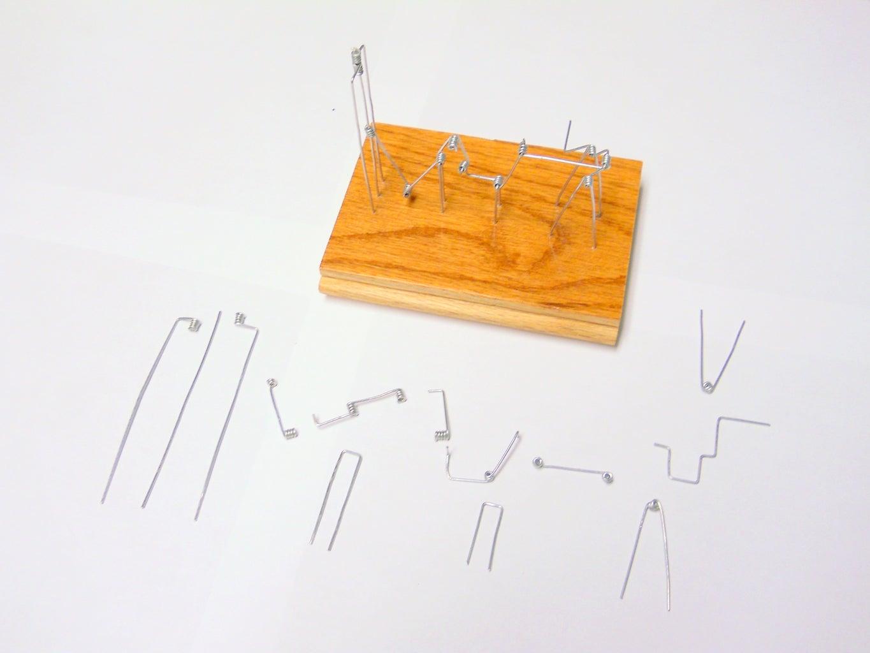 Make the Various Parts.