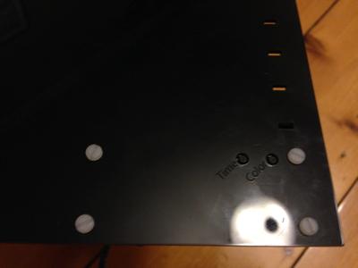 Assembling the Back Plate