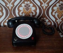 1963 Tele-LED Comfort Break Reminder