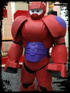 "How to Make a Big Hero 6: ""Baymax"" Costume"
