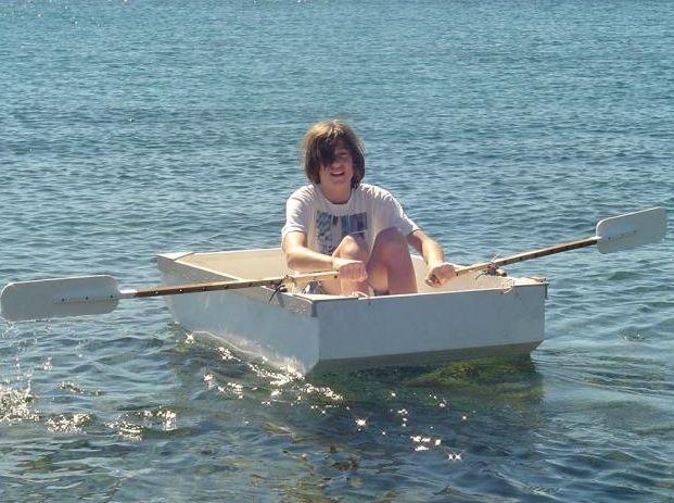 A little boat