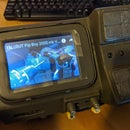 Pipboy Built From Scrap