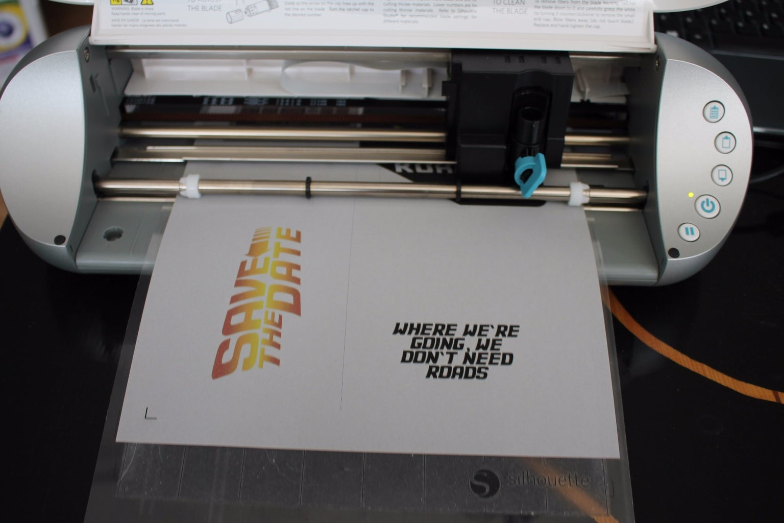 Printing and Cutting