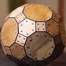 Design & Build a Truncated Icosidodecahedron!