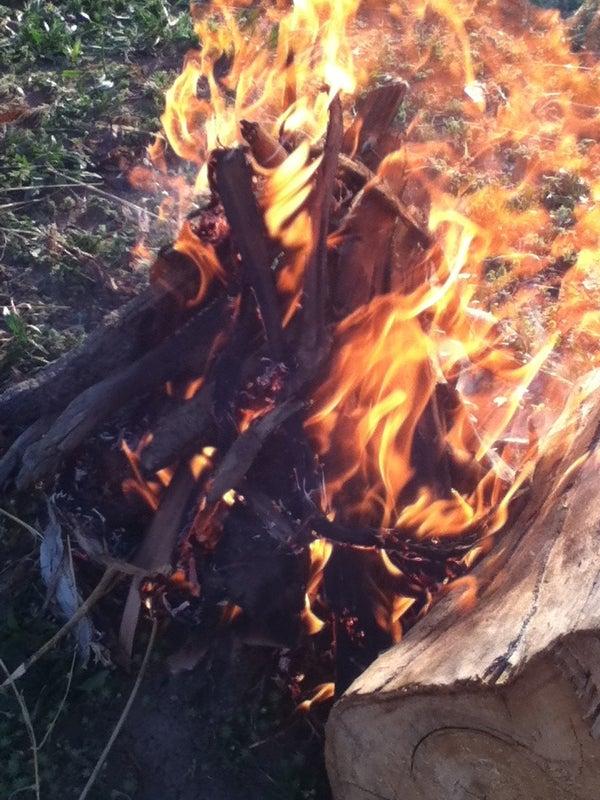 A Successful Fire