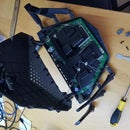 Disassemble and Mod the D-Link DSL-5300 COBRA AC5300 Wave 2 MU-MIMO Wi-Fi Modem Router
