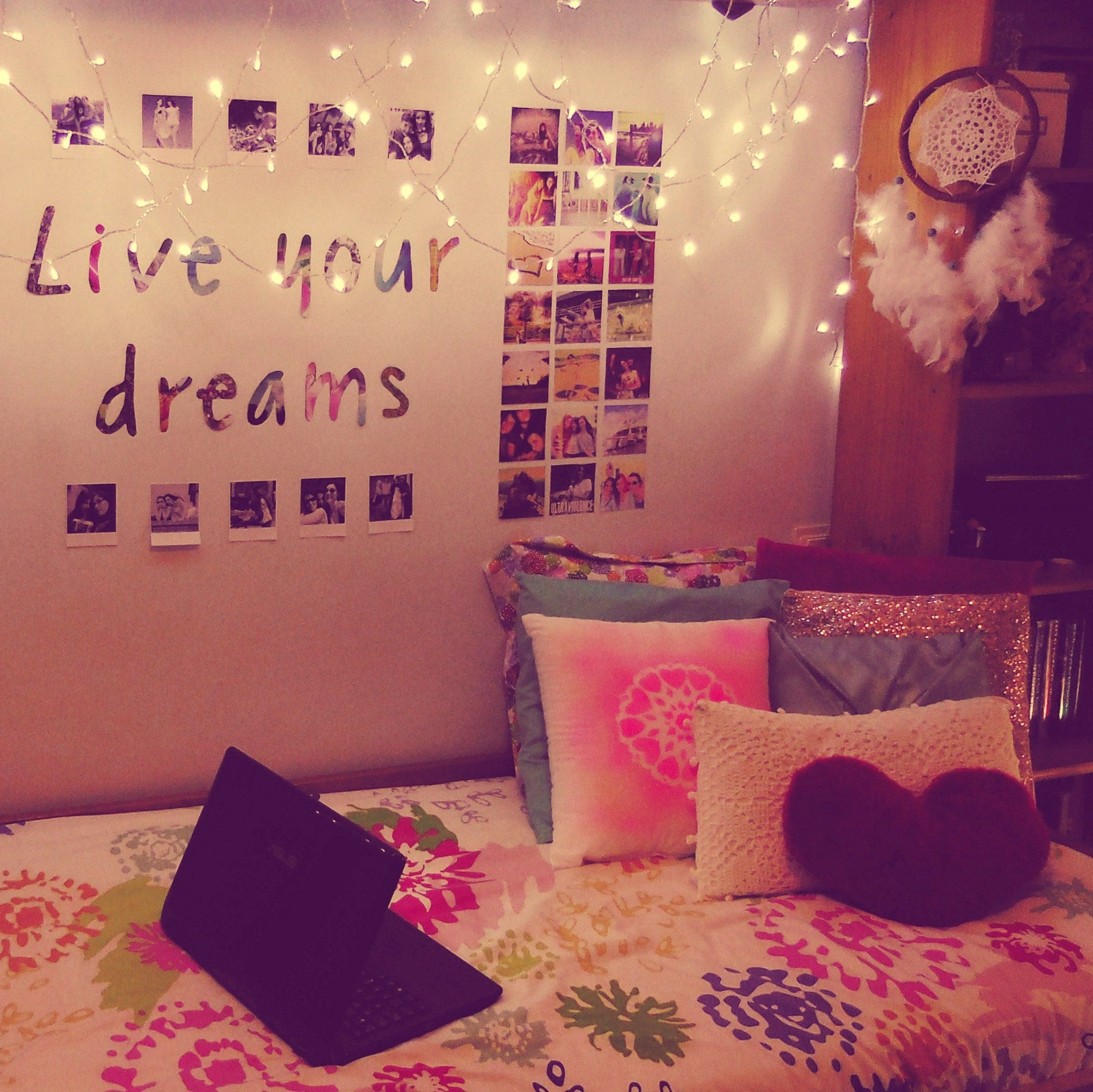 Diy Tumblr Inspired Room Decor Ideas Easy Fun Instructables