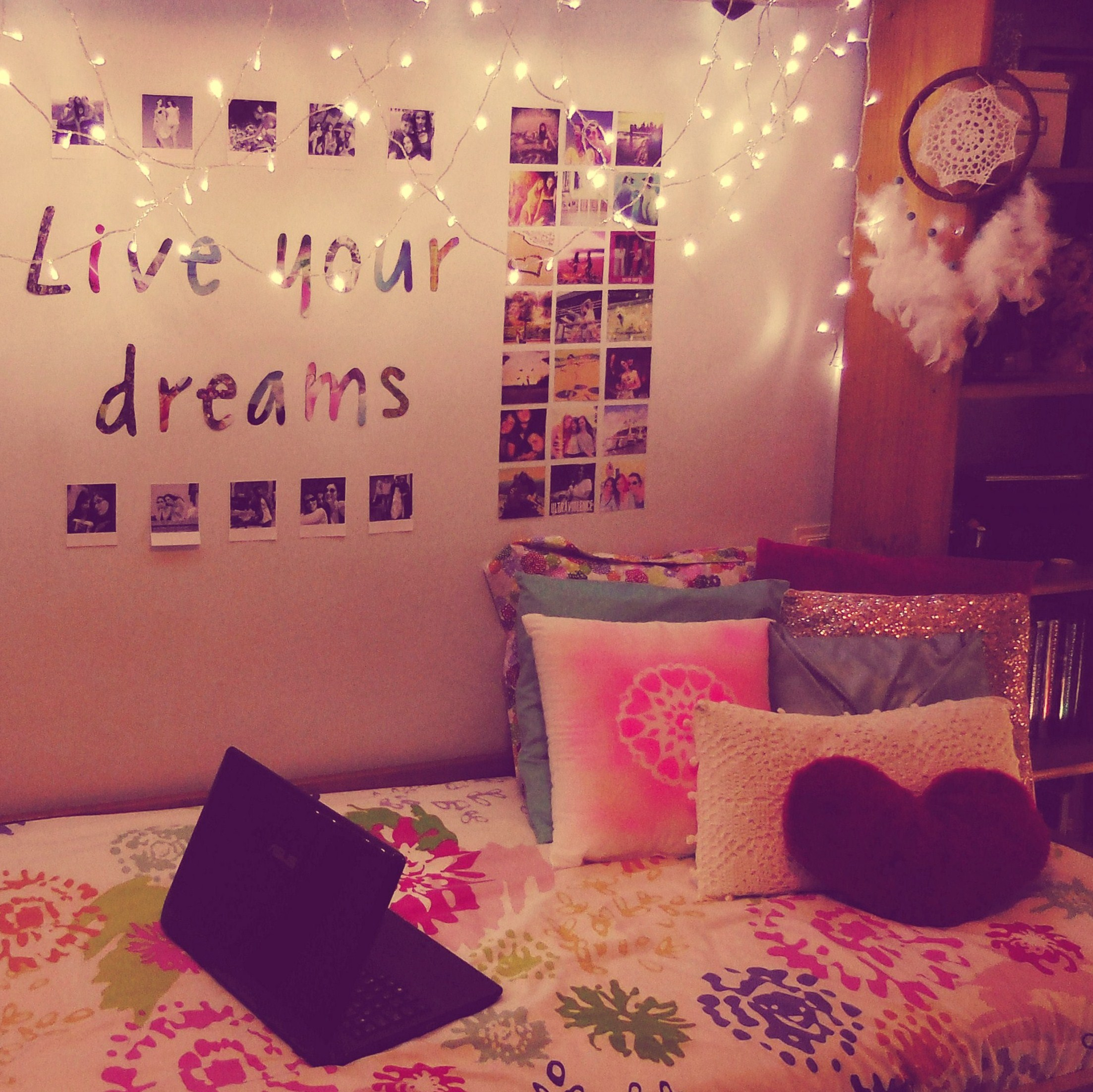 Image of: Diy Tumblr Inspired Room Decor Ideas Easy Fun Instructables