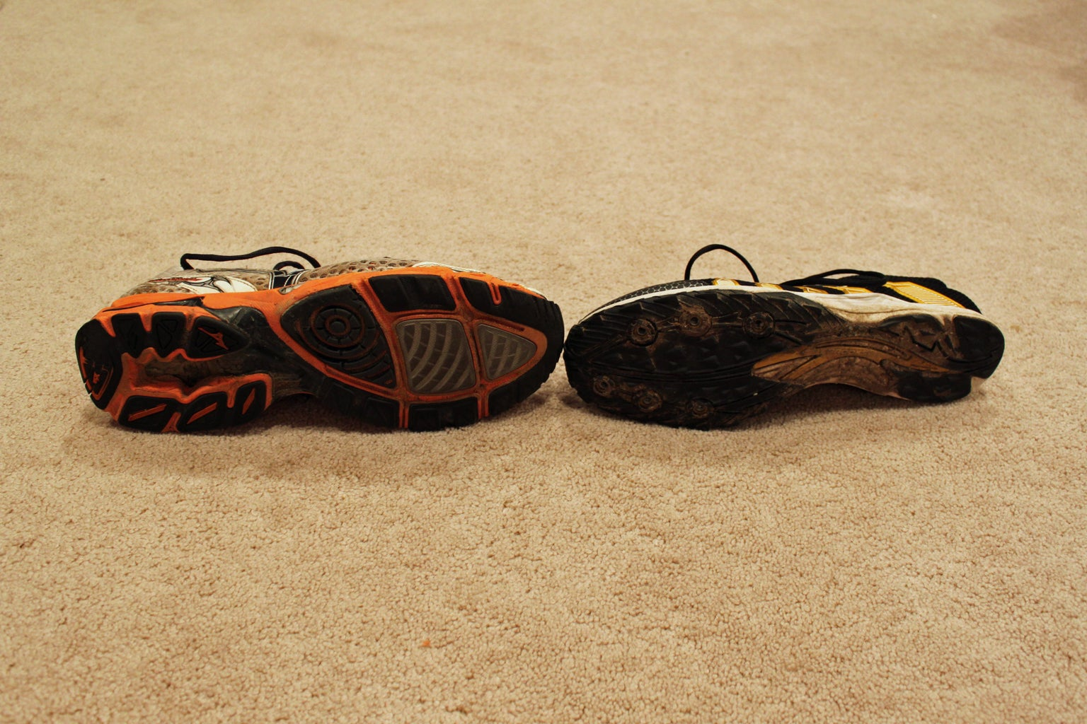 Purchasing Running Shoes