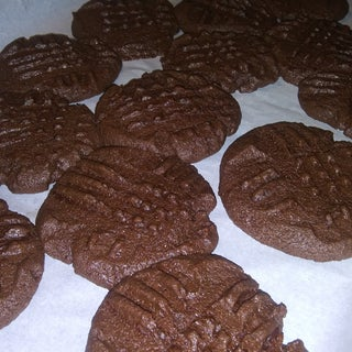 The Best Chocolate Shortbread Cookies Ever