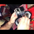 DivePro: How to mount a HERO4 GoPro on your Goggles
