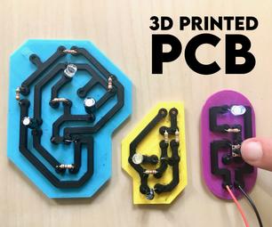 3D Printed PCB