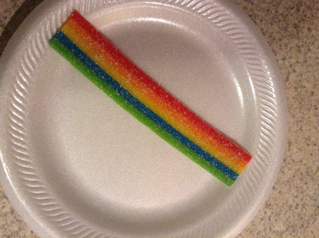 Adding a Rainbow