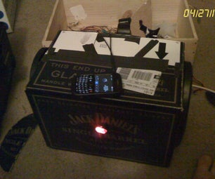 How to Build a Cheap, Powered Speaker Box