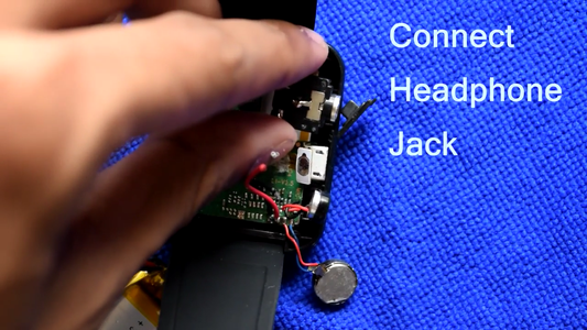 Install 3.5 Mm Audio Jack