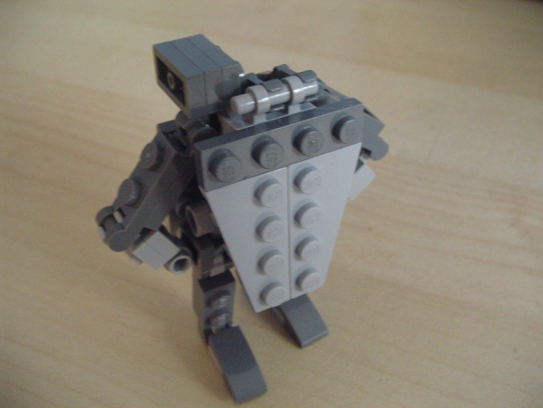Transforming LEGO Aircraft Carrier