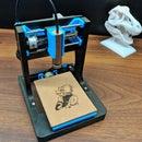 DIY Mini CNC Laser Engraver.