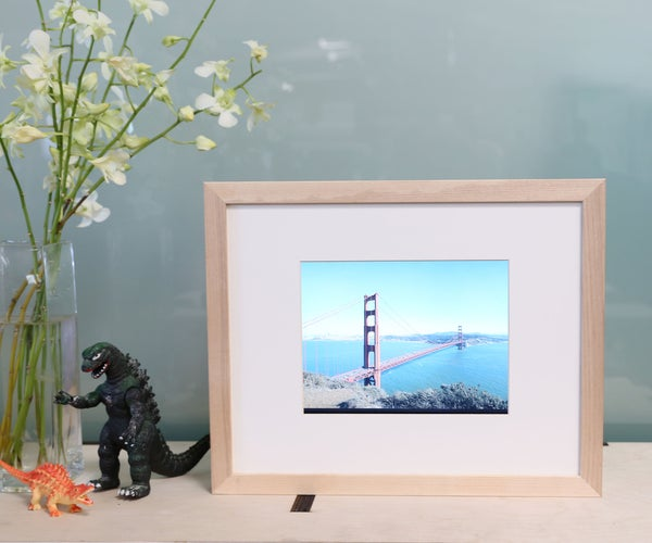 Internet Photo Frame