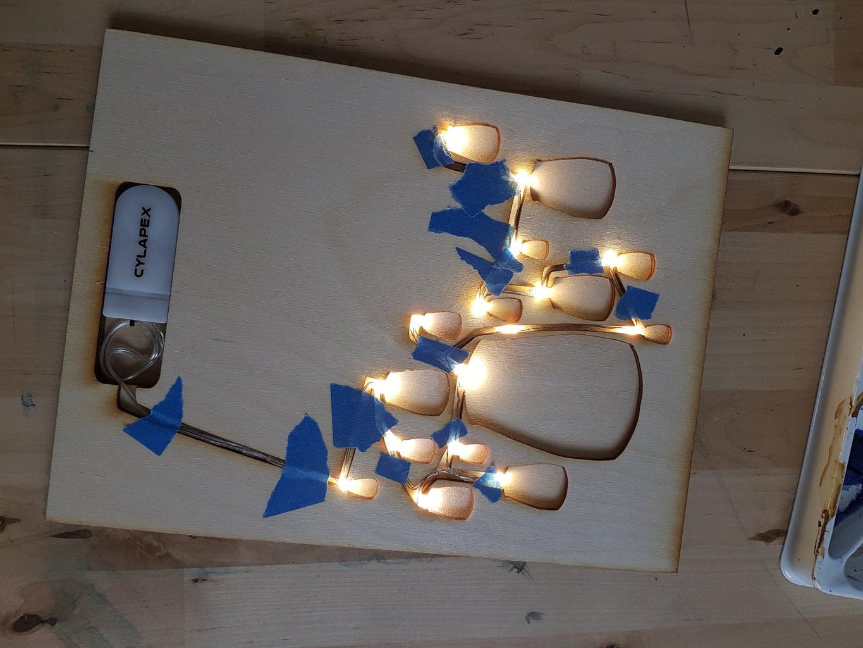 Assemble LEDs