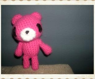 Gloomy Bear Amigurumi