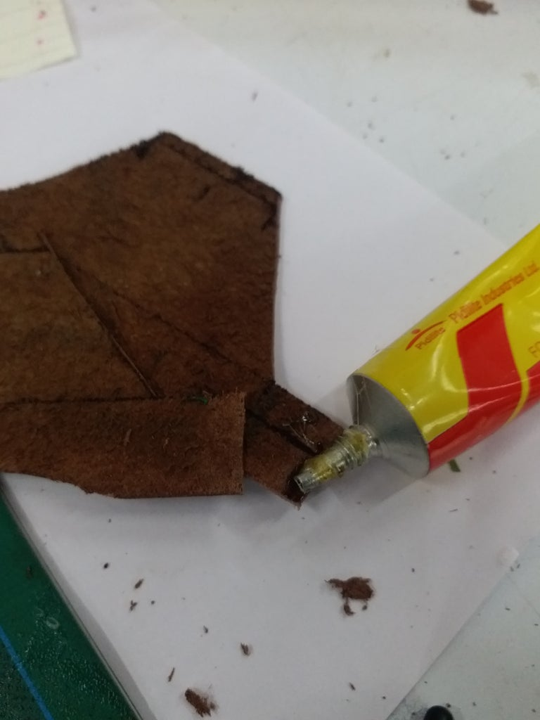 Stick the Layers With the Glue