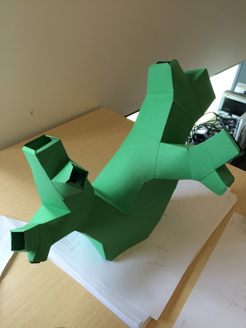 Individual Units Approach -> Paper Craft