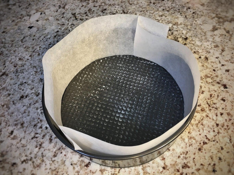 Grease Pan and Bake