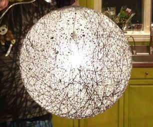 Recreating the Moooi Random Light by Bertjan Pot