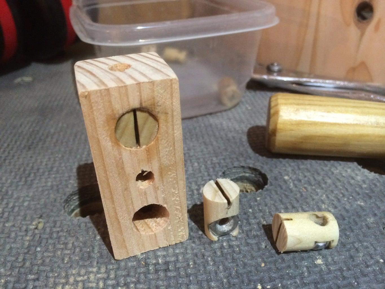 Fabricating the Lugs