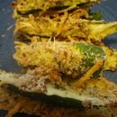 Gluten-Free (Baked) Zucchini Fries