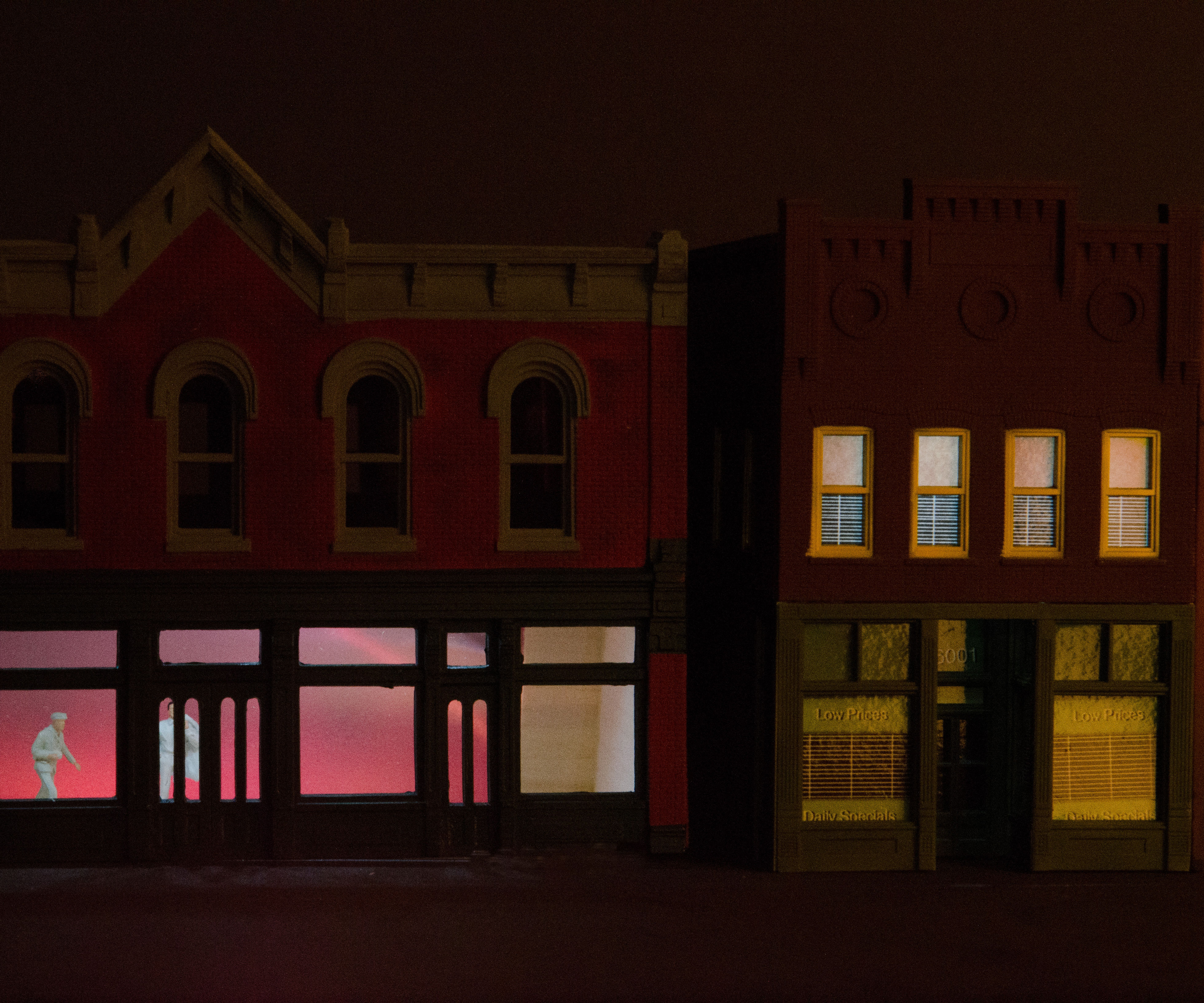 Creative diorama lighting with the Arduino and TLC5940