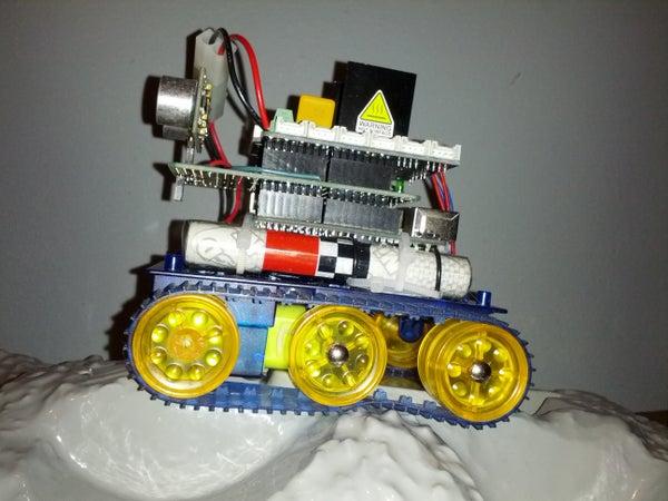 Arduino Powered RC Tank