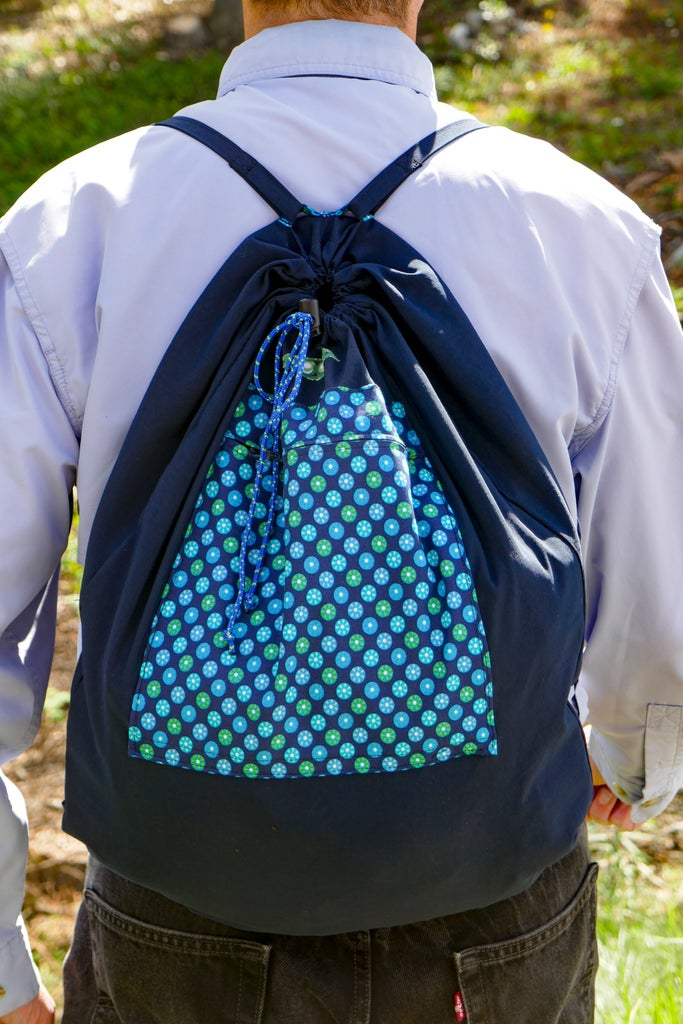 Pocket-Sized Backpack