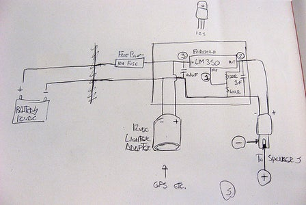Design the Power Regulator