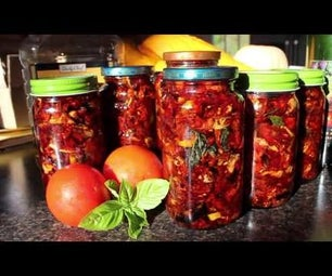 How to Make Organic Sun-dried Tomatoes: Cheap Enough for the Whole Family