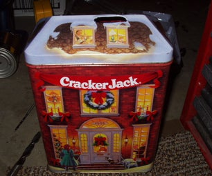 How to Make Crackerjack Money Jar