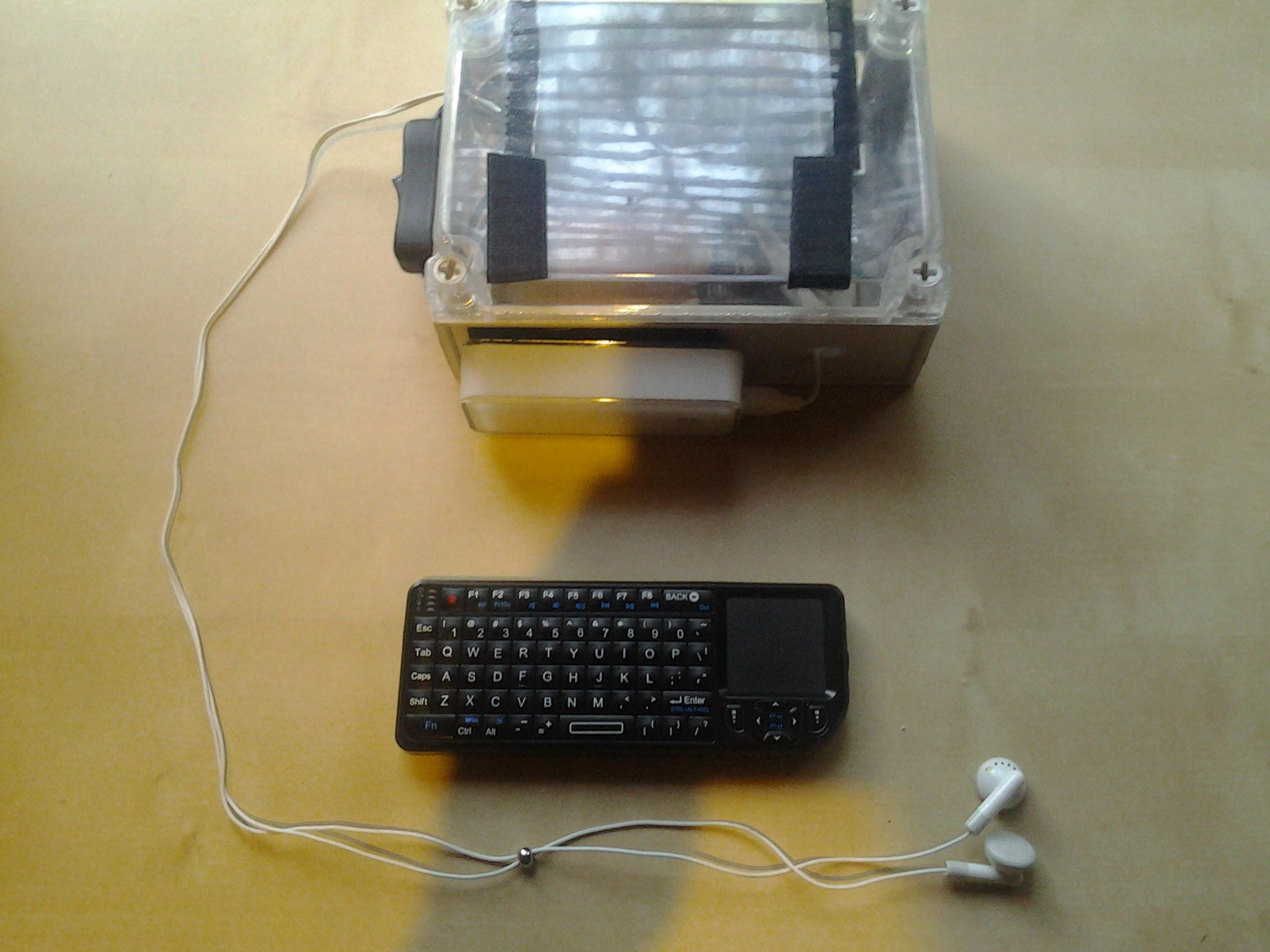 How to make your own portable Raspberry pi