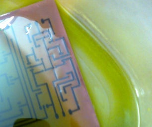Toner Transfer Method and Sticker Method of PCB Fabrication Along With EAGLE Tutorial