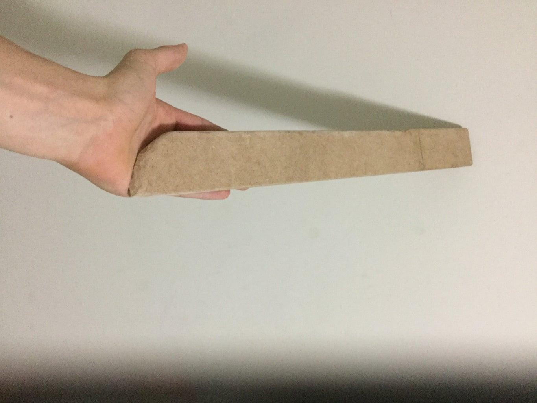 DIY: Easy Wood Machete
