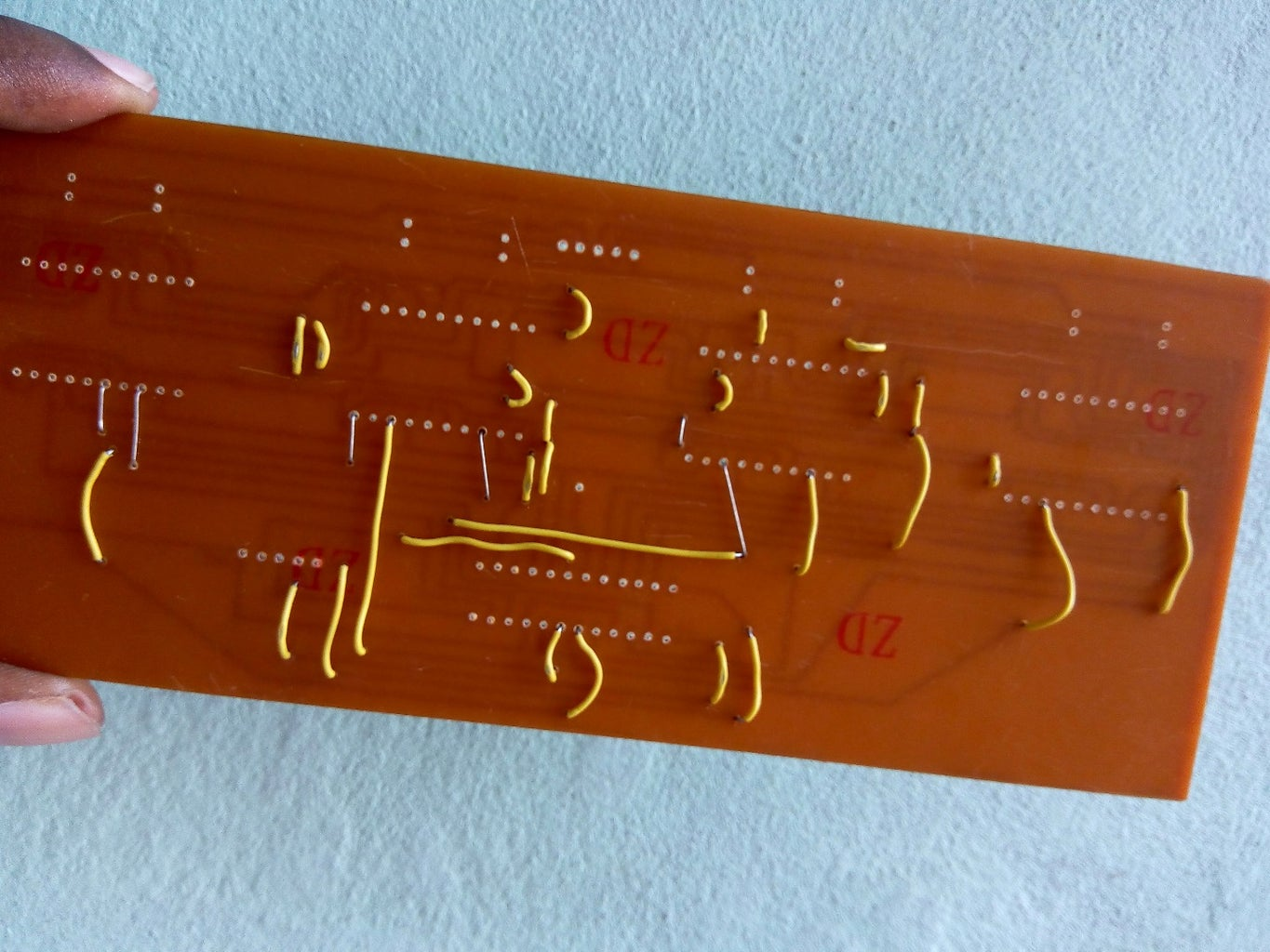 Solder All the Components