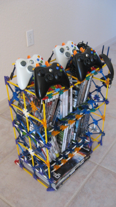 Knex Xbox 360 Universal Game Stand
