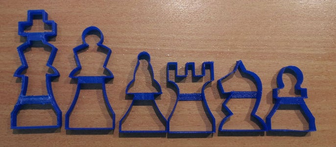 Print the Cookie Cutters