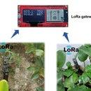 ESP32 As LoRa Gateway With Arduino