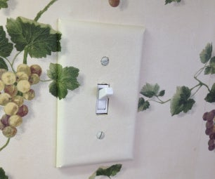 Make Your Wall Plates Invisible